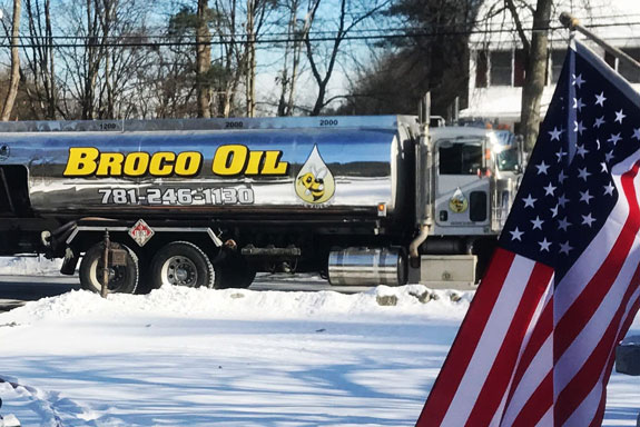 heating oil delivery in north reading, ma